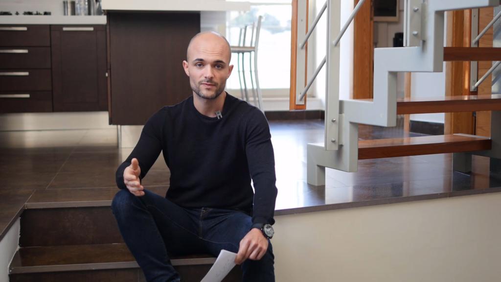 Entrepreneur à succès - Expert en immobilier