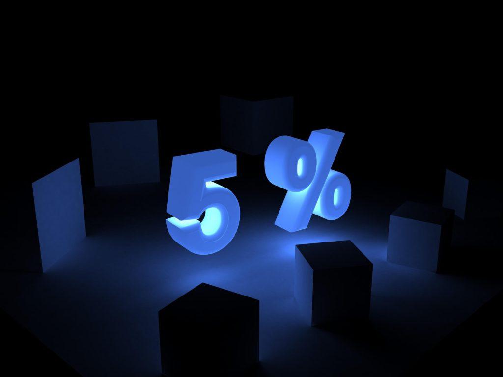 Placement immobilier à 5 pour cent - Rentier immobilier
