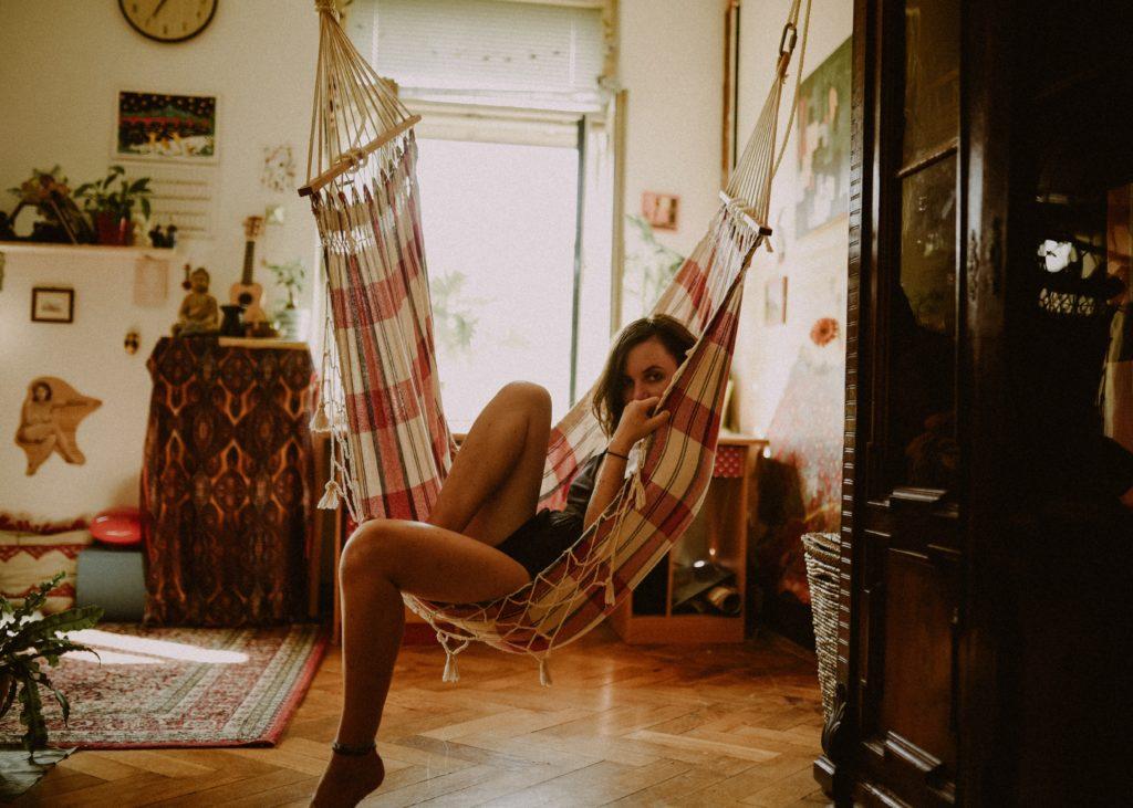 Séjour d'un appartement - L'immobilier
