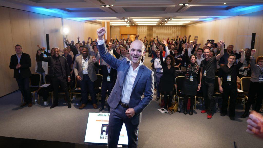 Pierre Ollier - Séminaire Business internet