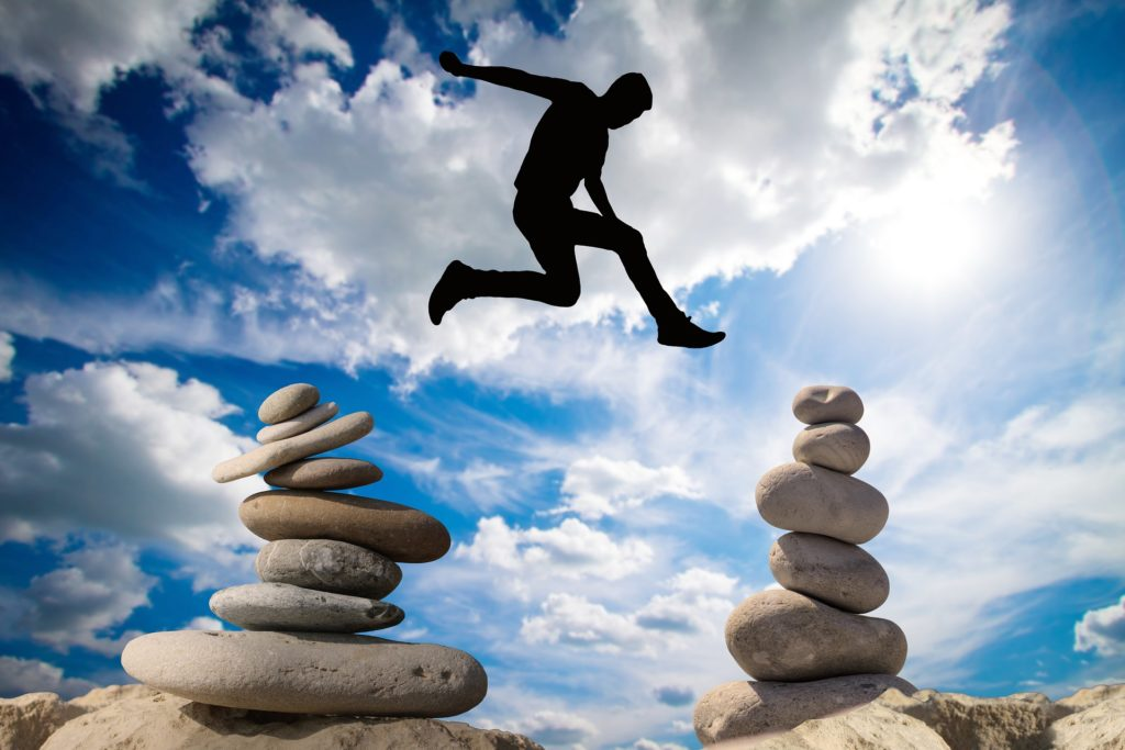 Qualités d'un bon entrepreneur - Le courage
