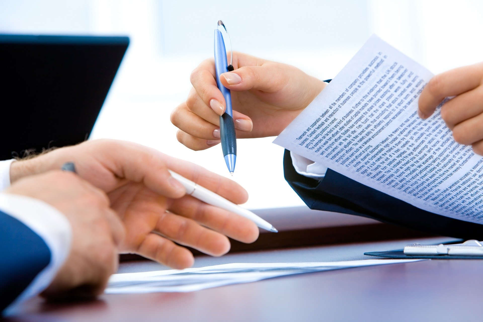 Agent Immobilier - Contrat
