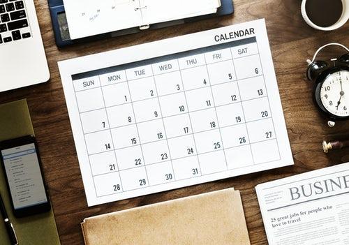 Devenir entrepreneur - être organisé