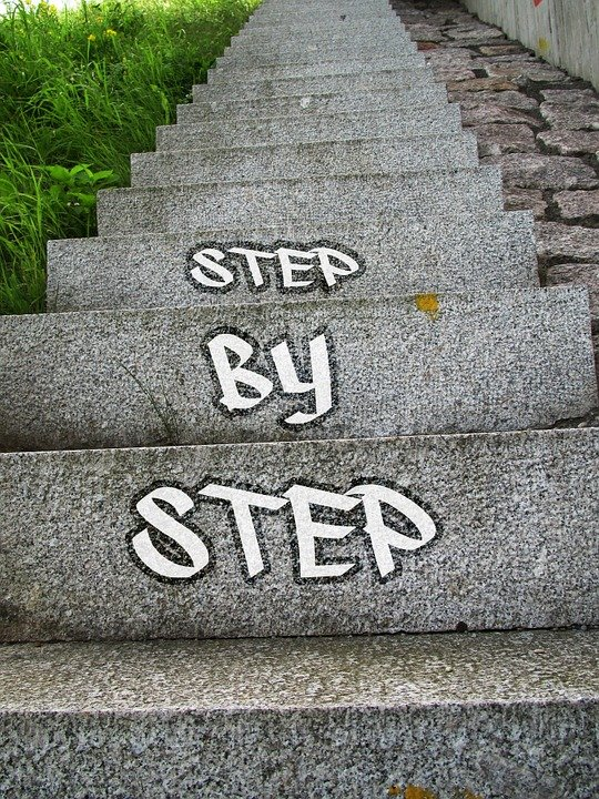 9 étapes pour changer de vie