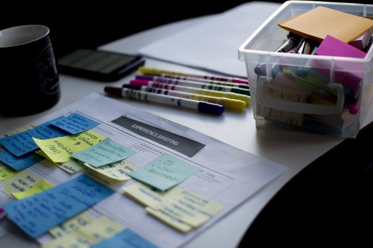 Étapes pour faire un business plan