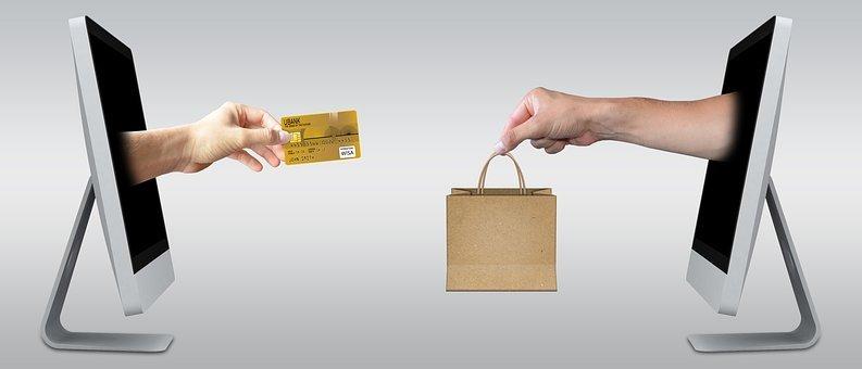Gagner de l'argent - Vente des produits en ligne