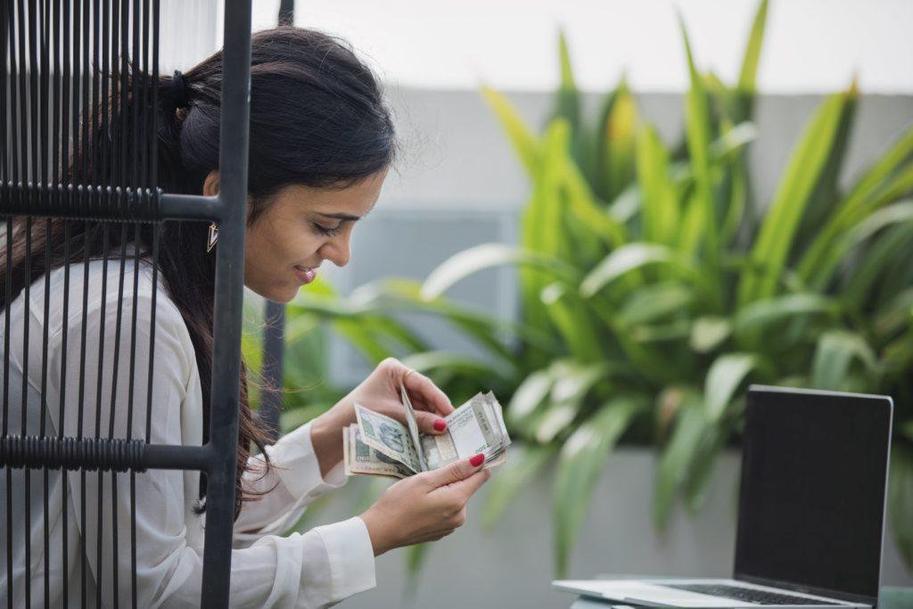 Travailleur indépendant - Quadrant du Cashflow
