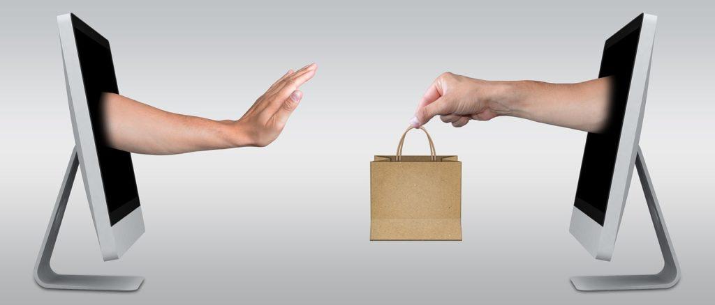 Cash back - Les opérations en ligne sont recommandées